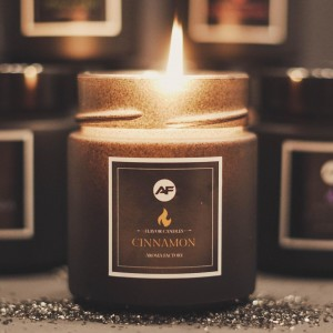 Αρωματικό κερί Black Orchid