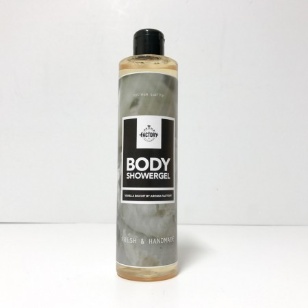 Body Bath Vanilla Biscuit
